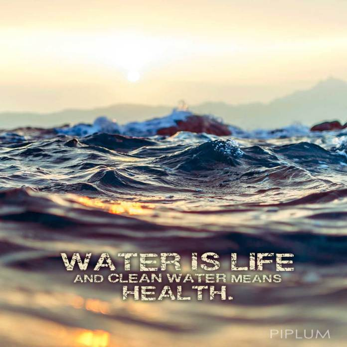 Water-is-life-Quote-inspirational-motivational-sea-ocean-waves