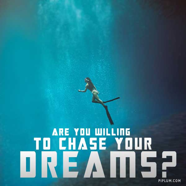 You-are-not-lost-you-are-chasing-your-dreams-motivational-quote