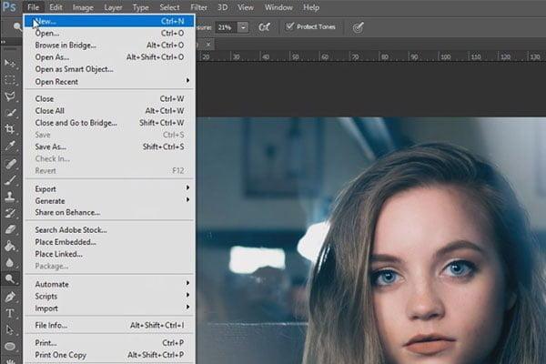 How to edit selfie. Tutorial. Face edit