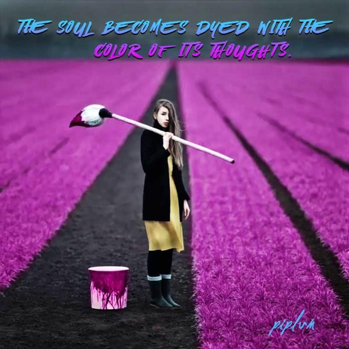 purple-color-life-quote-creativity