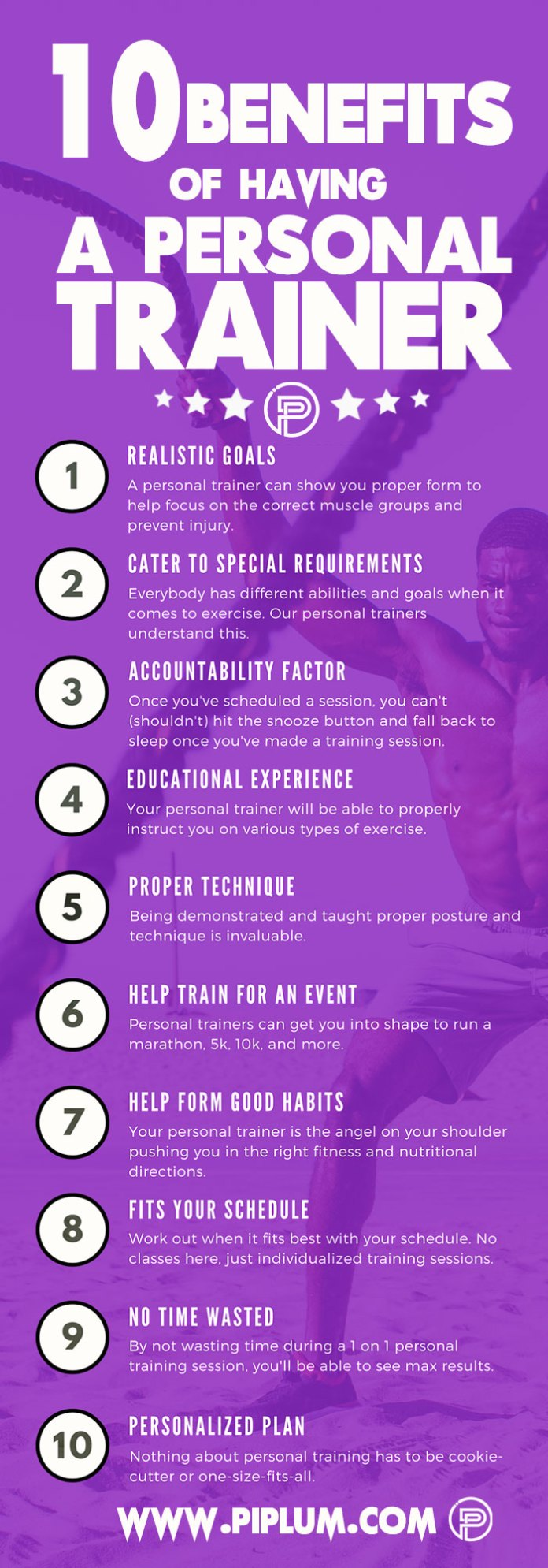 10-benefits-of-having-a-personal-trainer.-Poster.