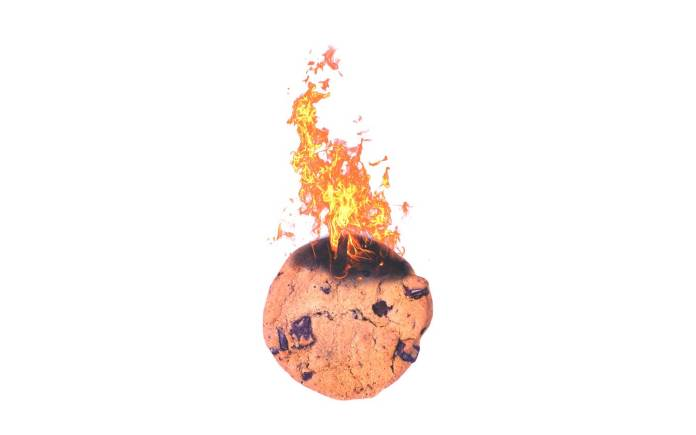 Burning-cookie-toxic-food-flames-fire-biscuit-on-fire-fat-calories
