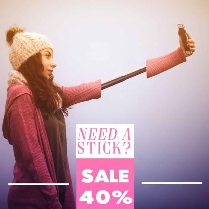 Gearbest Need a Good Selfie Stick?