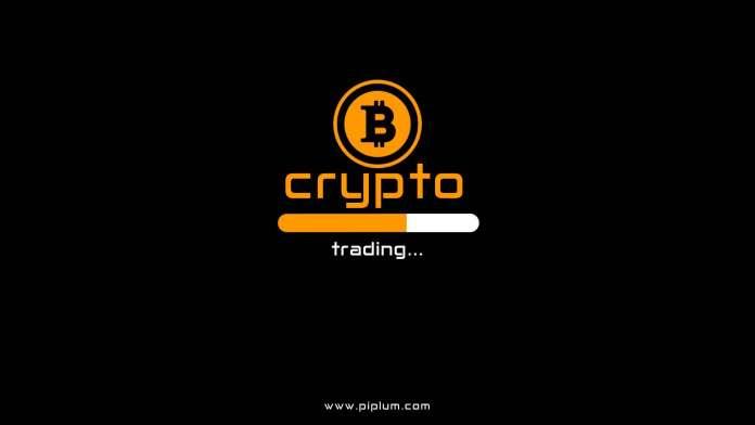 Bitcoin-crypto-traiding-in-progress-quote-wallpaper-money-ripple-ether-litcoin