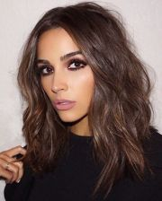 hair inspo soft textured waves