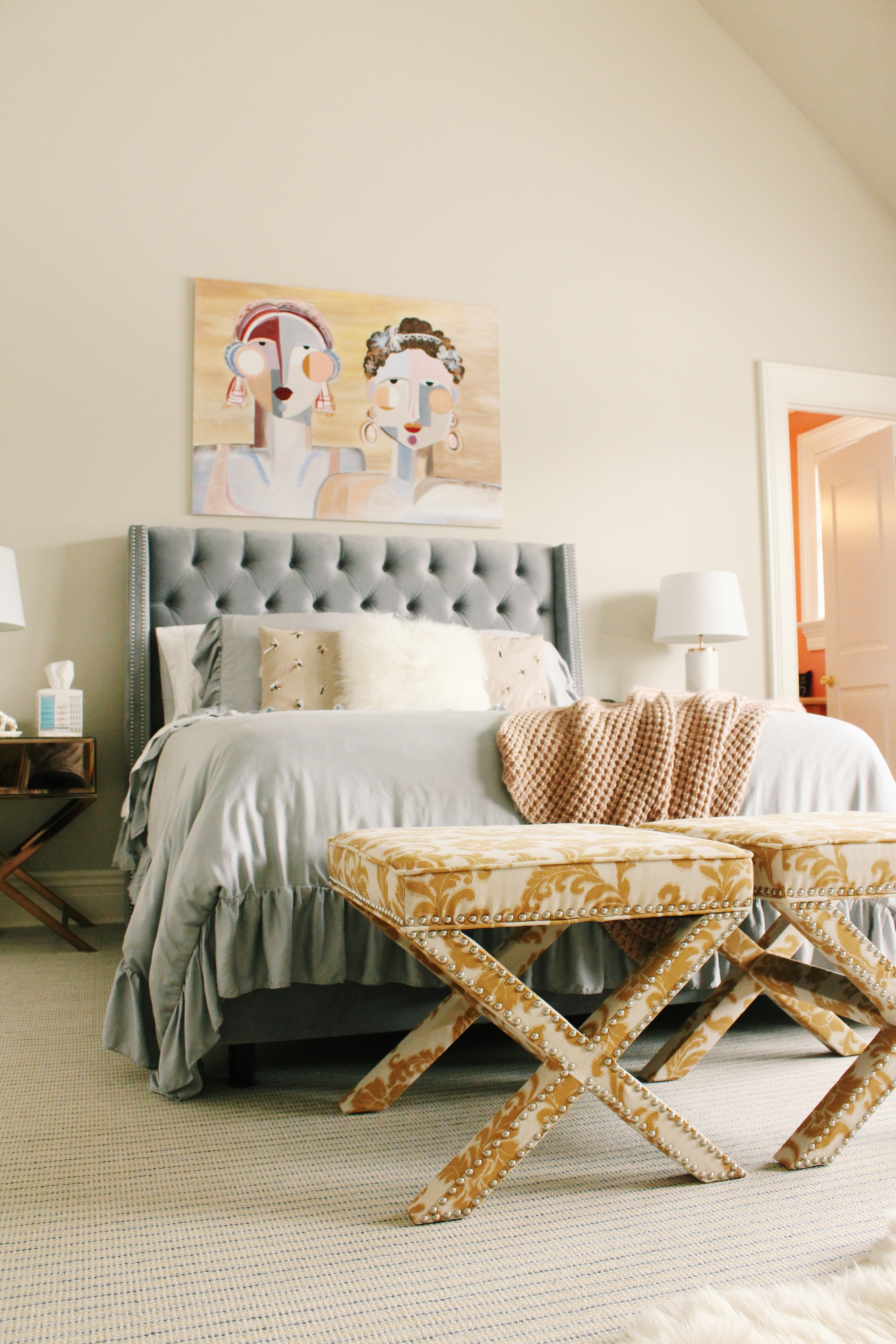 Redecorating my Bedroom  Pippa Leigh