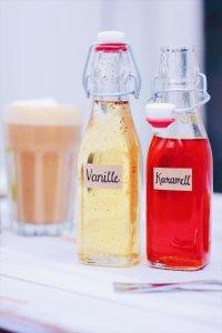 Selbstgemachter Kaffeesirup by pippapiemaker.com