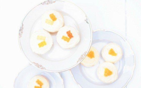 Limonaden Cupcakes