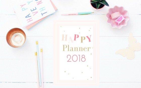 Mein Happy Planner 2018: Familienalltag planen für Einsteiger