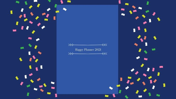der Happy Planner 2021 ist der perfekte Mami Planer