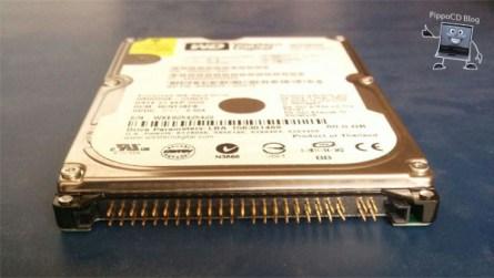 Hard Disk WD IDE