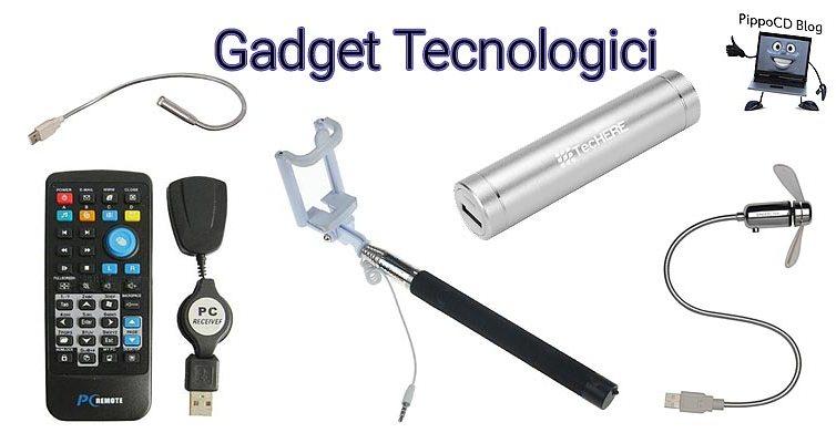 Gadget tecnologici