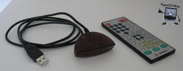 Gadget telecomando pc