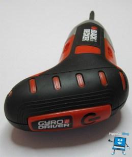 Black & Decker Gyro Driver dotazione