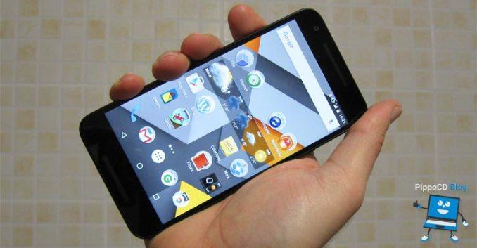 Nexus 5X recensione