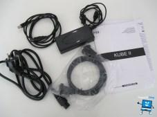 Custom Kube II dotazione