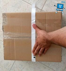 Spediamo.it misurazione dimensione pacco