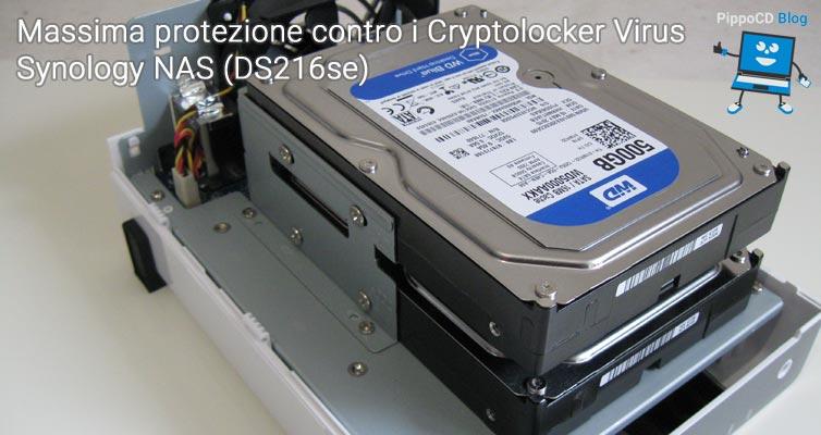 Synology protezione ctb locker