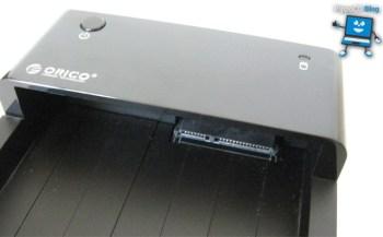 Orico 6518us3 connettore sata
