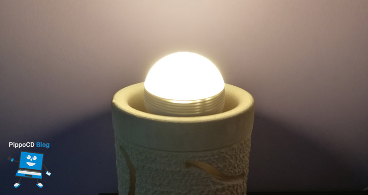 Lampadina bluetooth