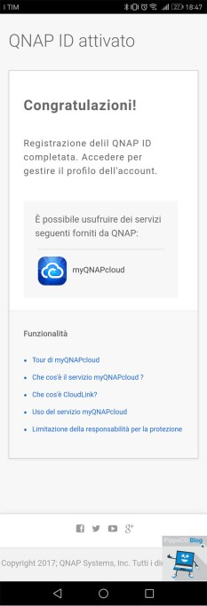 QNAP ID