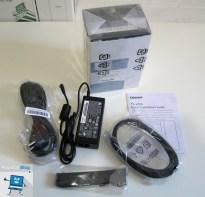 QNAP TS-228A dotazione