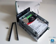 QNAP TS-228A installazione