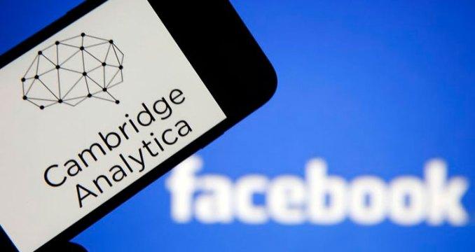 Facebook cambridge analytica