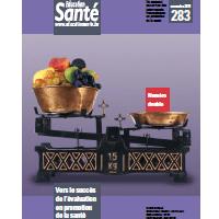 Education Santé n° 283 - Novembre 2012