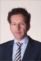 Der Eurogruppen Chef Jeroen Dijsselbloem