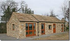 eco-friendly, geothermal heating, low carbon footprint, Wensleydale