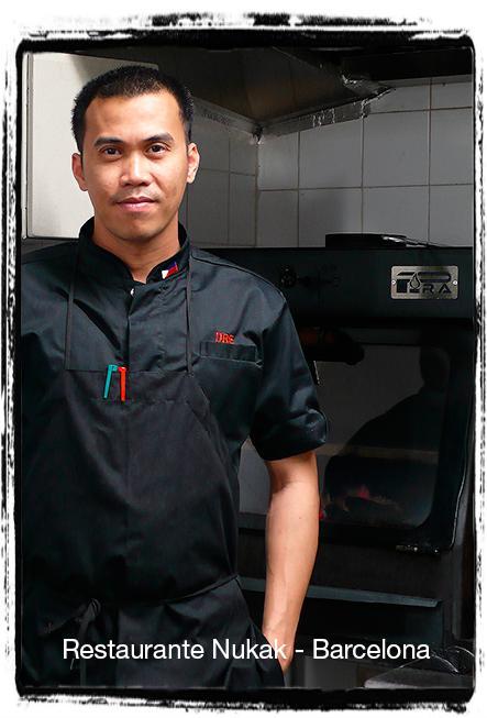 Horno brasa Pira 45 black -Restaurante Nukak