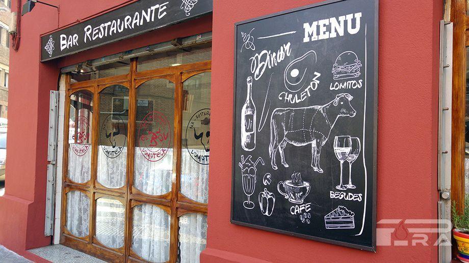 bar restaurant el bou - asados argentinos
