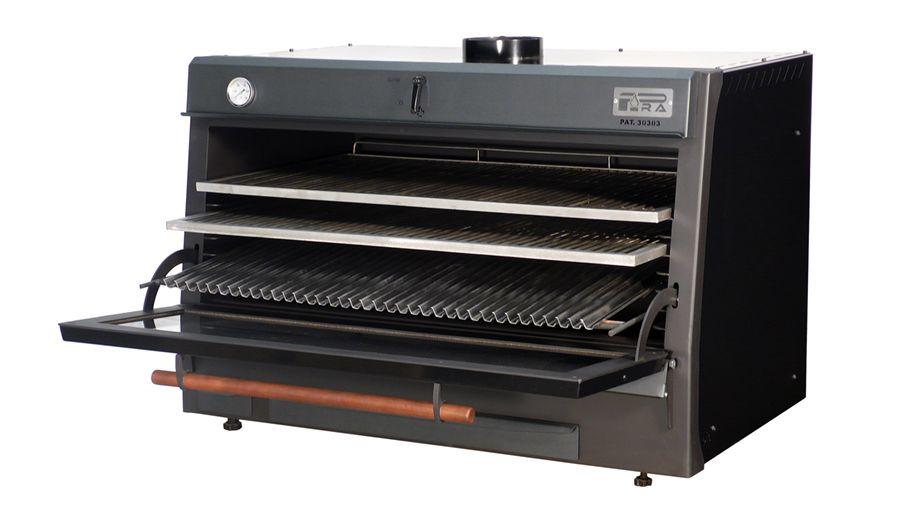 horeca-charcoal-oven-pira-120-lux