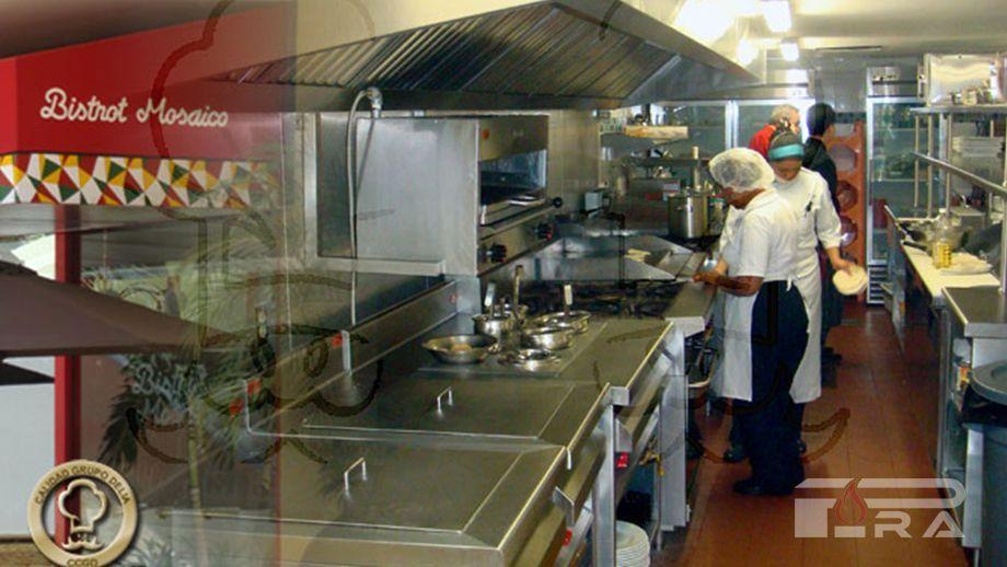 Grupo Delia – Pira horno brasa en México