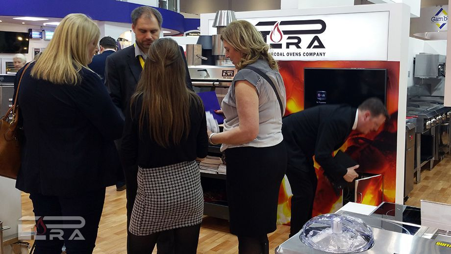 Hotelympia - Pira Charcoal Ovens