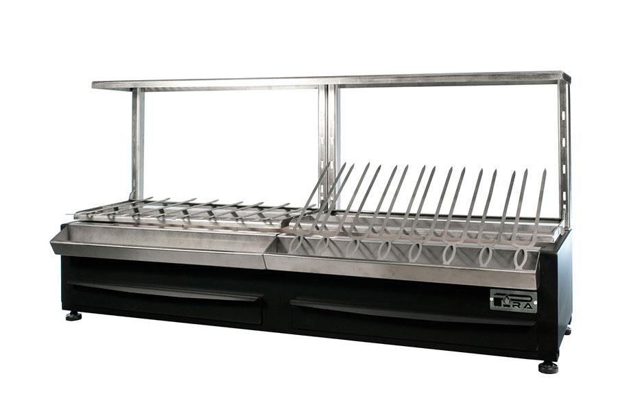 Robata shashlik bbq espeto Pira ESP 160 Basic