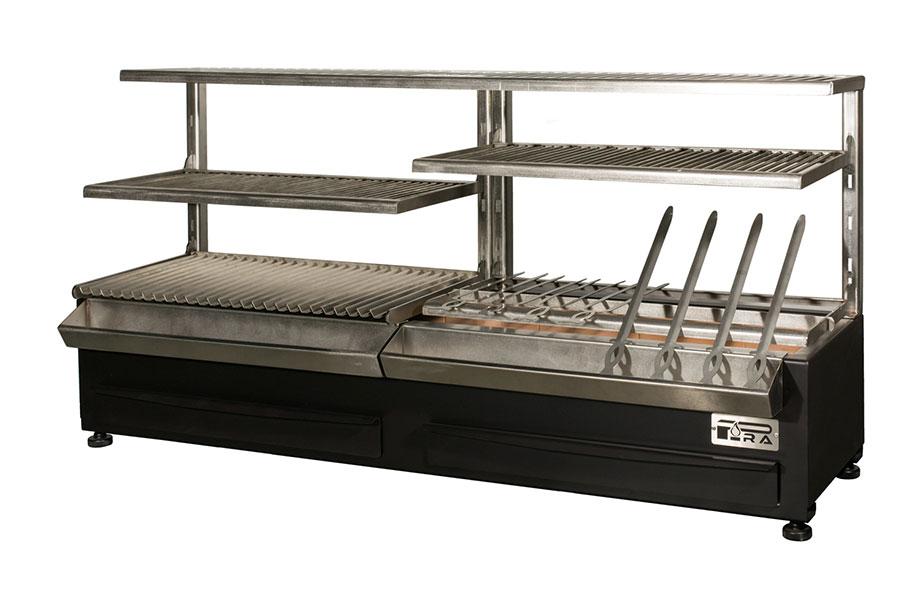 Robata shashlik bbq espeto Pira ESP 160 Complet