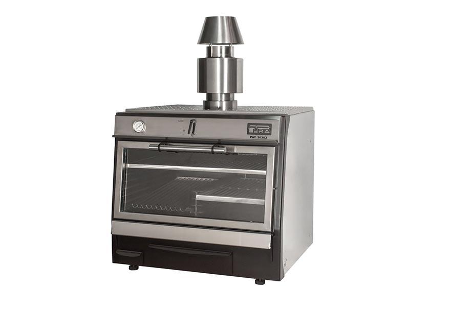 Pira-90-LUX-Inox-+separador+acanalada+varilla-porta-tancada