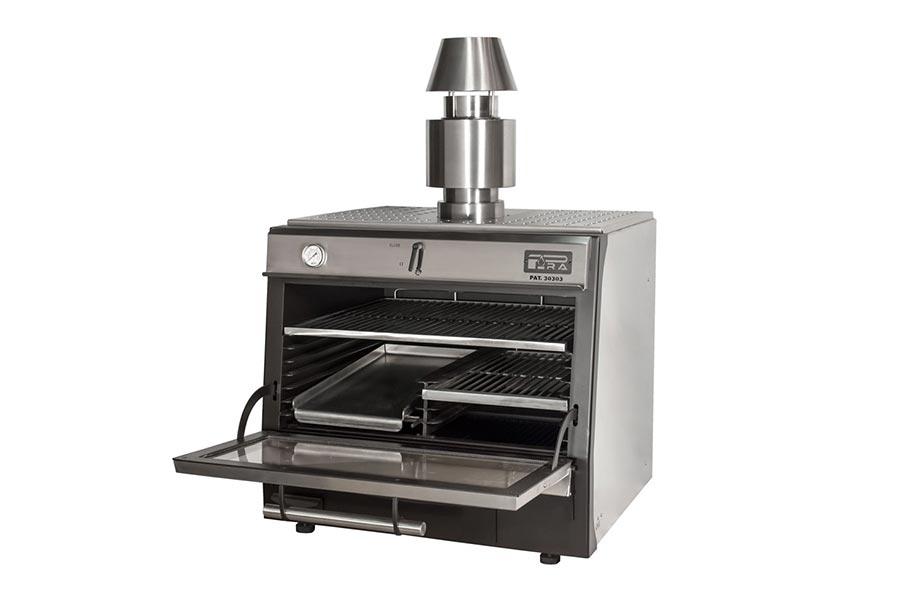Pira-90-LUX-Inox-+separador+plancha+varilla