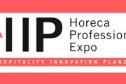 Hip Basic Logo i t says Hip Horeca Proefessional Expo