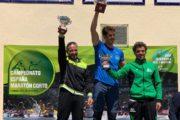 El Piragüismo Pamplona – Iruñea Piraguismoa bronce en el Campeonato de España de Maratón Corto. Enrique Serrate subcampeón de España.