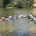 Fin de semana Internacional de K4 en Valladolid y Sanabria