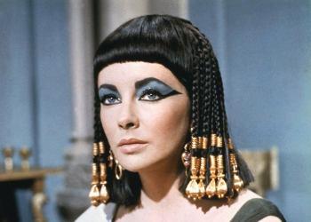 ilustrasi/Cleopatra dalam budaya pop.