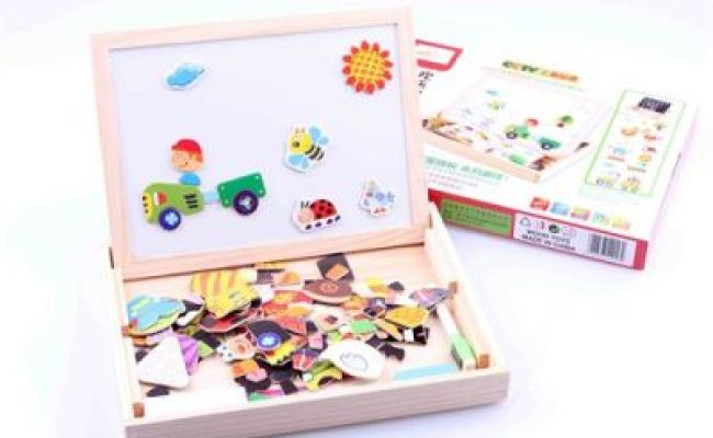 Learning Toys Happy Farm Spells Happily Dual Board Set