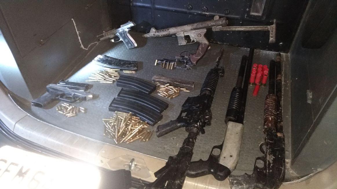 Sete suspeitos de explodir caixas eletrônicos são mortos em confronto