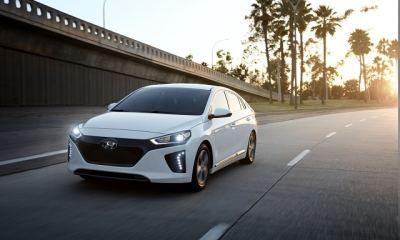 Hyundai exibirá IONIQ Elétrico pela primeira vez no Brasil