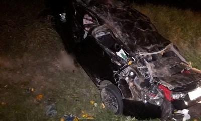 Acidente de trânsito em Limeira termina com um óbito e dois feridos