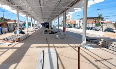 Terminal Pauliceia em Piracicaba