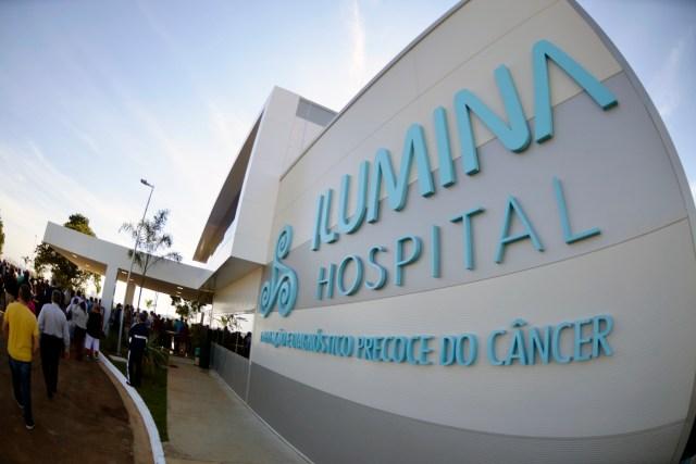 hospital ilumina - associação ilumina